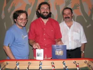 Cosmin Perta, Gavril Tarmure, un cristian, 2009
