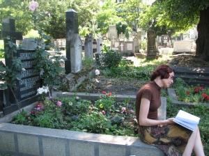 Doina Ioanid in proiectul in cautarea cititorului pierdut, 2009