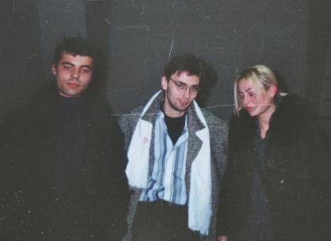 CV Banescu, Razvan Tupa si Ruxandra Novac, foto un cristian