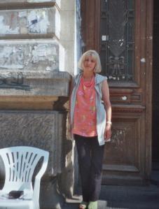 Mariana Marin, foto un cristian 2001